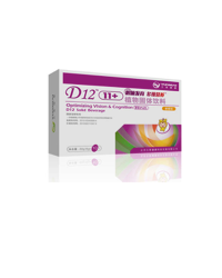 D12 眼脑发育多维营养植物固体饮料(11 岁+)